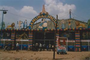 circus in Katmandu