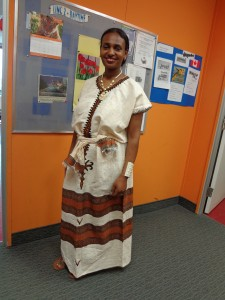 Habesha dress- Ethiopia