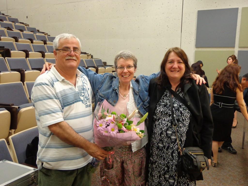 Shwan, Laurie, Yvonne