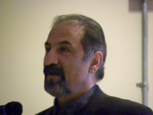 Jaffer Sheyholislami, Words and Kurds, Nov. 2014
