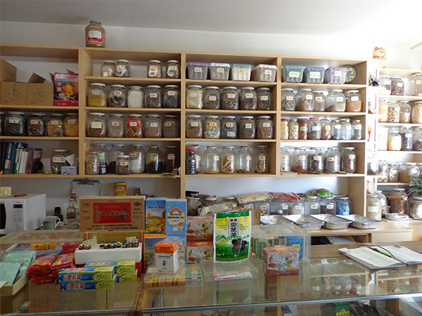 Inside the Chinese Acupuncture and Herbs Centre